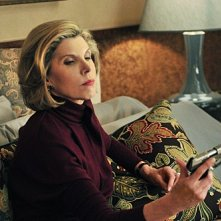 Christine Baranski nell'episodio Bad di The Good Wife