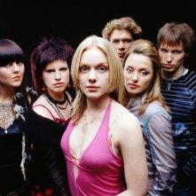 Una foto del cast della serie Hex