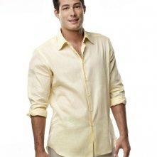 Brian Hallisay (Will Philips) in una foto promo per la serie tv Privileged