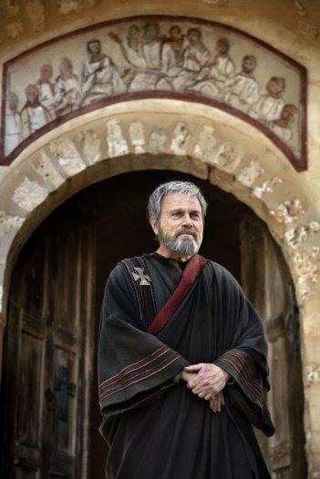 Franco Nero nella fiction Sant'Agostino