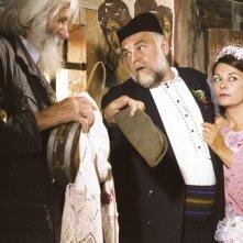 Aleksandar Bercek e Ljiljana Blagojevic in una sequenza del film Promettilo!