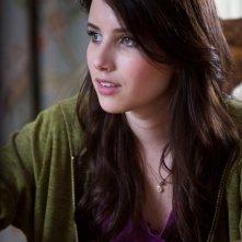 Un primo piano di Emma Roberts (Grace Smart) nel film Valentine's Day