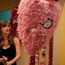Una sequenza del film Valentine's Day con Jennifer Garner