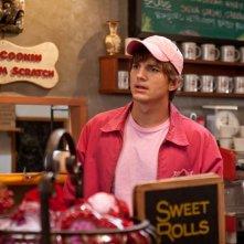 Ashton Kutcher in una scena del film Valentine's Day