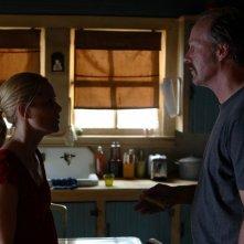 May (Maria Bello) e Brett (William Hurt) insieme in una scena del film The Yellow Handkerchief
