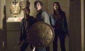 'Web intervista' ai protagonisti del nuovo fantasy Percy Jackson