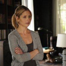 Sarah Michelle Gellar è Veronika nel film Veronika Decides to Die, tratto da un romanzo di Paulo Coelho
