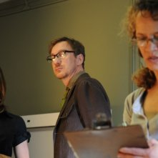 La Dott. Thompson (Florencia Lozano), il Dott. Blake (David Thewlis) e l'infermiera White (Erica Gimpel) nel film Veronika Decides to Die