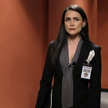 Rena Sofer è Margaret Allison Hart nell'episodio Masquerade di Navy NCIS