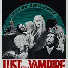 Locandina del film I vampiri ( 1957 )