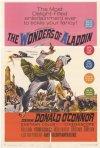 Locandina del film Le meraviglie di Aladino ( 1961 )
