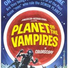 Locandina del film Terrore nello spazio ( 1965 )