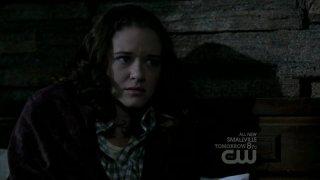 Supernatural: Sarah Drew in una scena dell'episodio Swap Meat