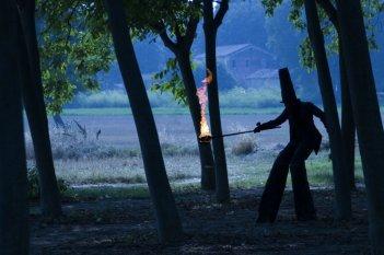 Una bella immagine del film L'uomo fiammifero (2009)