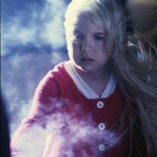 Heather O'Rourke in una scena di Poltergeist 3