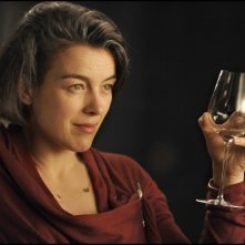 Olivia Williams in una scena del film L'uomo nell'ombra di Roman Polanski.