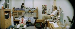 Un'immagine di Ezra Miller e degli altri protagonisti del film Afterschool