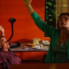 Arturo Goetz e Maria Onetto in una scena del film Puzzle (Rompecabezas)