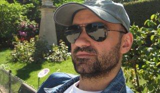 Il regista Florin Serban