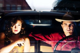 Kate Hudson e Casey Affleck in una scena di The Killer Inside Me, discusso film di Michael Winterbottom