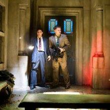 Leonardo DiCaprio e Mark Ruffalo in Shutter Island