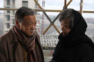 Ling Feng e Lisa Lu in Tuan Yuan (Apart Together), film d'apertura del Festival di Berlino 2010