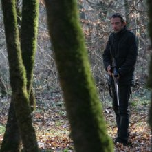 Rafi Pitts in un momento del film Shekarchi (The Hunter)