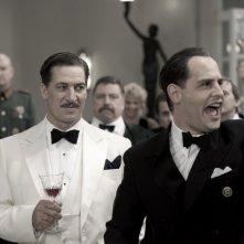 Tobias Moretti e Moritz Bleibtreu nel film Jud Süß