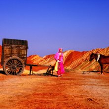 Una scena del film The First Gun di Zhang Yimou