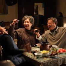 Una scena di Tuan Yuan (Apart Together), film d'apertura del Festival di Berlino 2010