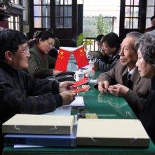 Una foto di scena di Tuan Yuan (Apart Together), film d'apertura del Festival di Berlino 2010