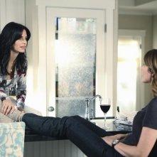 Cougar Town: Courteney Cox e Christa Miller nell'episodio Stop Dragging My Heart Around