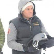 Kevin Zegers in una scena del film Frozen
