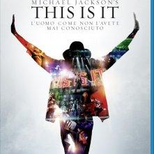 La copertina di This is it (blu-ray)