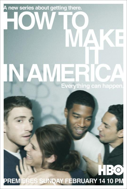 La Locandina Di How To Make It In America 146293
