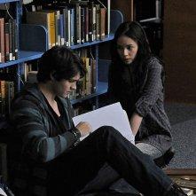 Jeremy (Steven R. McQueen) conosce Anna (guest star Malese Jow) nell'episodio Bloodlines di The Vampire Diaries