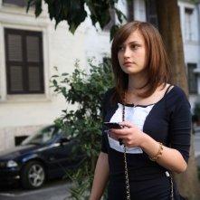 Beatrice Valente Covino in una scena del film Scusa ma ti voglio sposare
