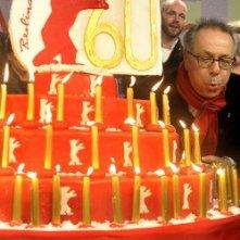 Berlinale 2010 - Dieter Kosslick spegne le candeline della 60esima edizione del Festival