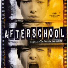 La locandina italiana di Afterschool