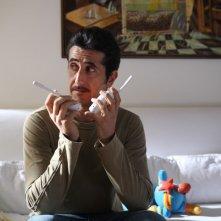 Luca Angeletti in una scena di Scusa ma ti voglio sposare
