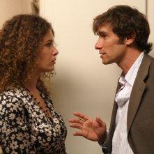 Rossella Infanti e Ignazio Oliva in un'immagine del film Scusa ma ti voglio sposare