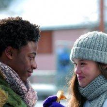 Jimmy Woha e Astrid Berges-Frisbey insieme nel film La première étoile