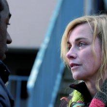 Lucien Jean-Baptiste e Anne Consigny in una scena del film La première étoile