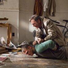 Mel Gibson in azione nel film Fuori controllo