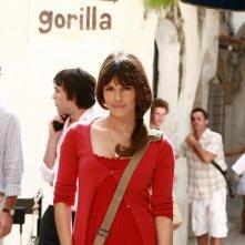 Bianca Guaccero in una scena della fiction Capri 3