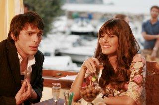 Fabio Ghidoni e Bianca Guaccero in una scena della fiction Capri 3