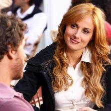 Gabriele Greco e Isabelle Adriani in una scena della fiction Capri 3