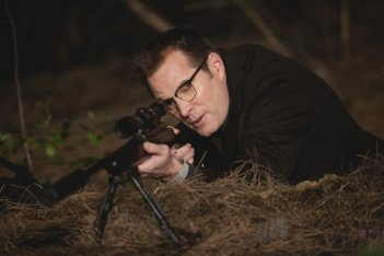 Jack Coleman in una scena di The Art of Deception dalla quarta stagione di Heroes