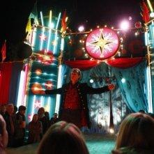 Robert Knepper in una scena di Brave New World dalla quarta stagione di Heroes