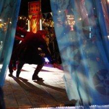 Robert Knepper in una scena di Brave New World, dalla quarta stagione di Heroes